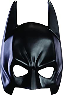 Rubies - Máscara de Batman para Adultos, Talla única, Color Negro