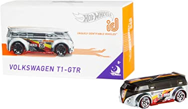 Hot Wheels id Volkswagen T1-R {Night Burners}