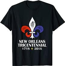 New Orleans Tricentennial Fleur De Lis T-Shirt