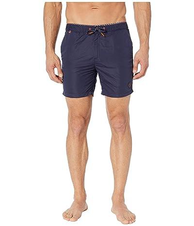 Scotch & Soda Classic Colourful Swimshorts (Navy) Men