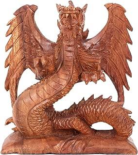 Best wooden dragon sculptures Reviews