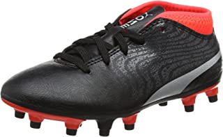 PUMA Unisex Kid's One 18.4 Fg Jr Football Boots