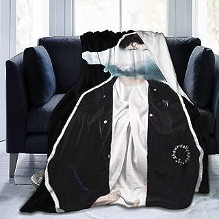 Monroe Lyndon Throw Blanket Sha-wn Men-des All Season Ultra Premium Fluffy Microfiber Soft Thick Microplush Bed Blanket 60