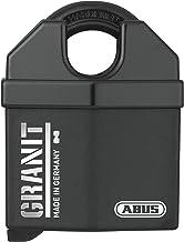 ABUS Hangslot graniet 37RK/60 SZP Premium slot voor de hoogste eisen - verhoogde strijkbescherming - veiligheidsniveau 10...