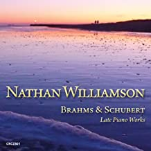 Brahms & Schubert: Late Piano Works