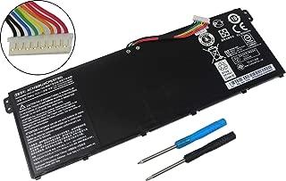 AC14B8K Battery for Acer Chromebook CB3-111 CB5-571 CB5-311 CB3-531 Aspire R3-131T N15W5 R5-471T R5-571T R5-571TG R7-371T ES1-111 ES1-511 ES1-531 ES1-571 V3-371 Swift 3 SF314-12 Months Warranty