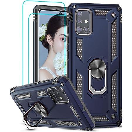 Leyi Kompatibel Mit Hülle Samsung Galaxy A51 Mit Elektronik