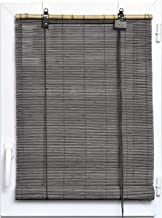 Tama/ño Personalizable GaoLP Persiana Enrollables de Bamb/ú,Cortinas de Juncos Aislantes Y Transpirables,Tabique de Interior Persianas Romanas,Ascensores de Cord/óN