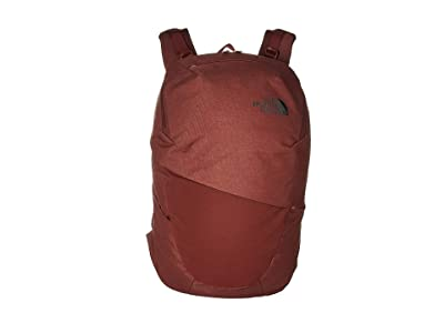 The North Face Aurora (Sequoia Red Light Heather/Sequoia Red) Backpack Bags