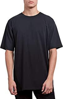 Volcom Men's Solid Stone Modern Fit Short Sleeve Tee