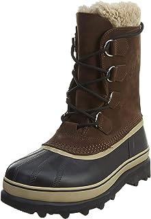حذاء رجالي كاريبو من سوريل - مطر خفيف وثلوج ثقيل - مقاوم للماء - برونو - المقاس