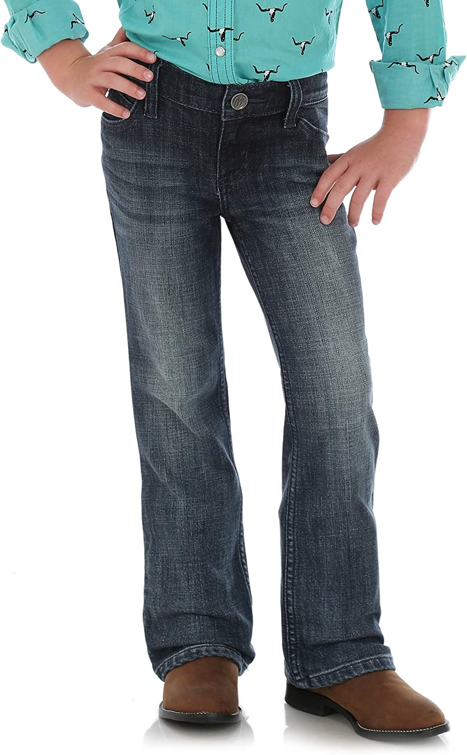 Wrangler Girls Stretch Boot Cut online shopping Discount mail order Jean