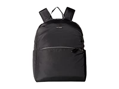 Pacsafe Stylesafe Anti-Theft Backpack (Black) Backpack Bags