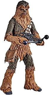 Star Wars The Black Series Chewbacca 6-Inch Scale Star Wars: The Empire Strikes Back 40th Anniversary Collectible Figure, ...
