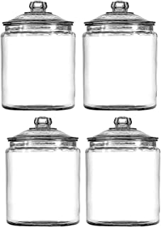 Best core 1 gallon glass jar with glass lid Reviews