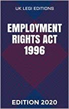 Employment Rights Act 1996: updated version