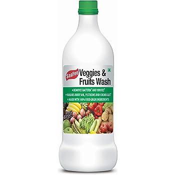 SaaFoo Veggies & Fruits Wash, 500ml