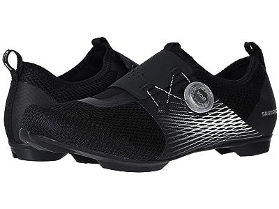Shimano IC5 Indoor Cycling Shoes (Black) Women