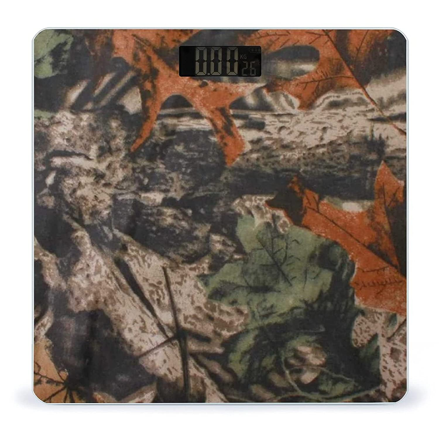 OcuteO Ranking TOP4 Weight Scale Camouflage Forest Scales for Digital New Shipping Free Shipping Vintage