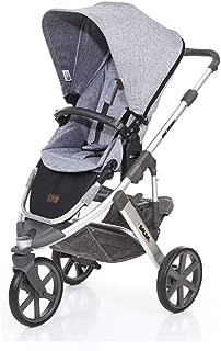 Carrinho de Bebê Salsa 3 Rodas Graphite (Cinza Claro) - ABC Design