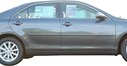 Body Side Moldings made for the 2007-2011 Toyota Camry Painted in the Factory Paint Code of Your Choice 1D4 CAM0711
