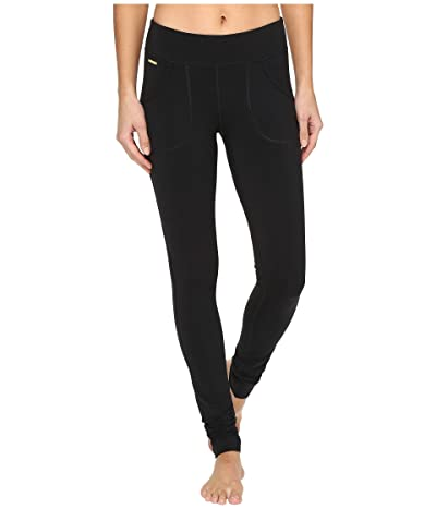 Lole Salutation Leggings (Black) Women