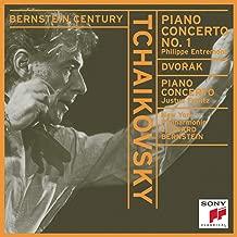 Tchaikovsky: Piano Concerto No. 1 in B-Flat Minor, Op. 23, TH 55 - Dvorák: Piano Concerto in G Minor, Op. 33, B. 63