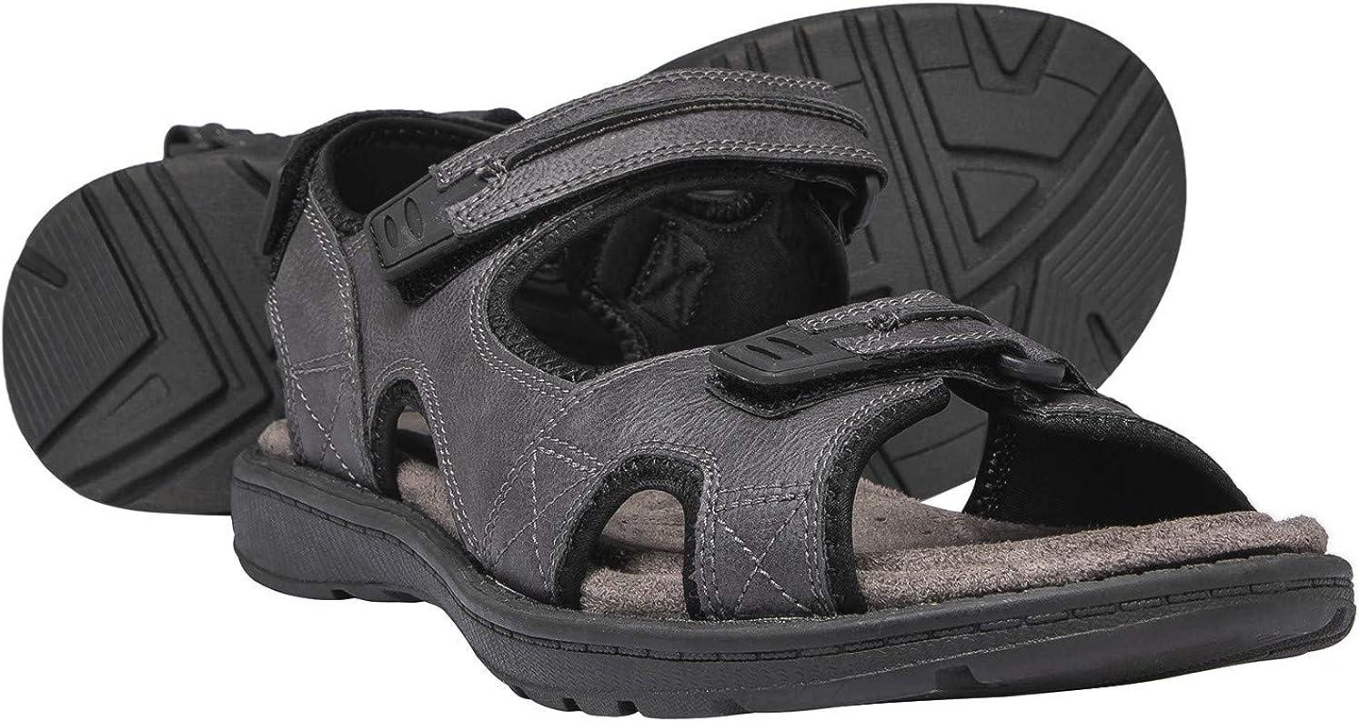 Brown Oak Mens Casual Memory Foam Comfort Popular popular Hiking Translated Slip Sport Anti