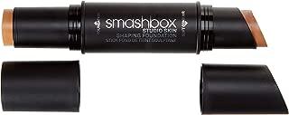 Smashbox Studio Skin Shaping Foundation Stick - 2-4 Cool Beige Plus Soft Contour By Smashbox for Women - 2 Pc 0.26oz Foundation, 0.14oz Soft Contour, 2 Count