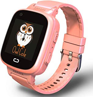 2021 Best 4G GPS Tracker Unlocked Wrist Smart Phone Watch for Kids with Sim Camera Video Call Fitness Tracker Birthday for...