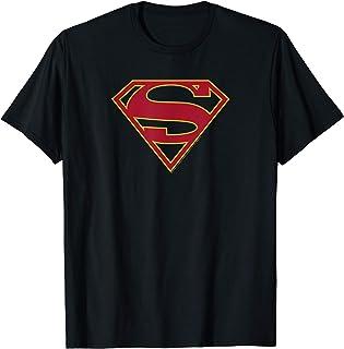 DC Comics Supergirl Shield Logo T-Shirt
