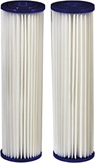 Filtrete 3WH-STD-S01Sistema de filtro de agua estándar, capacidad para la casa entera, 30 micras, Filtro de reemplazo, a...