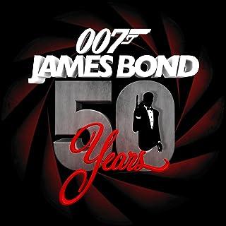 007 James Bond 50 Years
