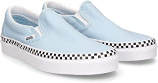 Classic Slip-On Check Foxing Cool Blue