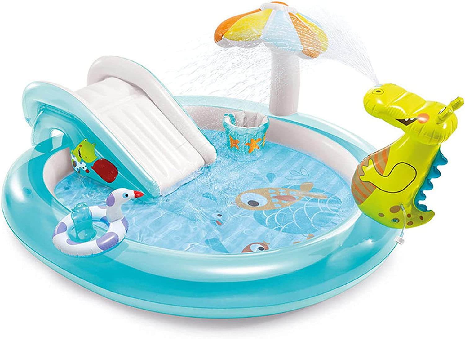 Kids Super Special SALE held Inflatable Pools Gator Play Indianapolis Mall Center Pddling wi
