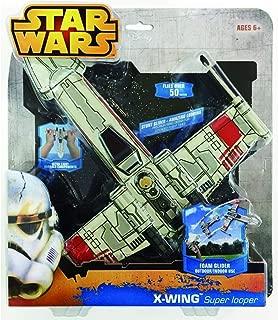 Star wars X Wing Super Looper FT800XW Foam Plane