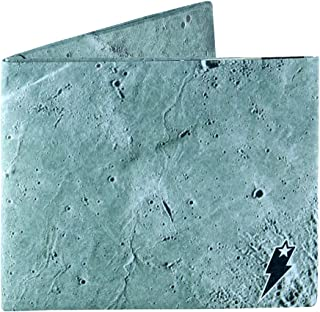 Supervek Unisex Tyvek Lunar Design Paper-Thin Wallet