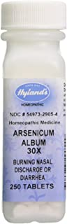 Hyland's Arsenicum Album, 30X, Tablets, 250 Tablets