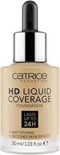 Sponsored Ad - Catrice   HD Liquid Coverage Foundation   High & Natural Coverage   Vegan & Cruelty Free (035   Natural Beige)
