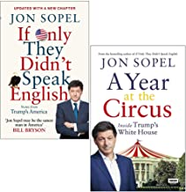 Jon Sopel Collection 2 Books Set (If Only They Didn't Speak English, A Year At The Circus [Hardcover])