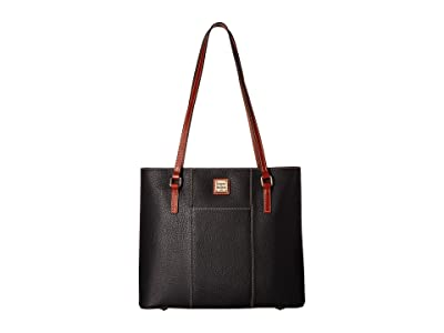 Dooney & Bourke Lexington Shopper (Black) Tote Handbags