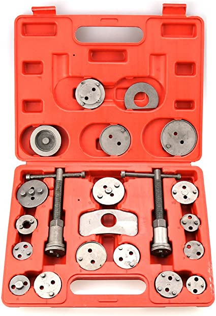 21 Tlg Bremskolben Rücksteller Set Bremsen Werkzeug Auto Bremskolbenrücksteller Auto