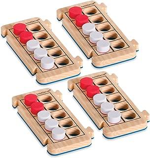 ETA hand2mind RekenRods Ten-Frames, Set of 4