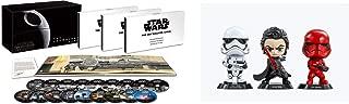【Amazon.co.jp限定】スター・ウォーズ スカイウォーカー・サーガ 4K UHD コンプリートBOX(HOTTOYSコラボレーション企画 オリジナルコスベイビー付き<KYLOREN,SITHTROOPER,STOMTROOPER>) [4K ULTRA HD+ブルーレイ] [Blu-ray]