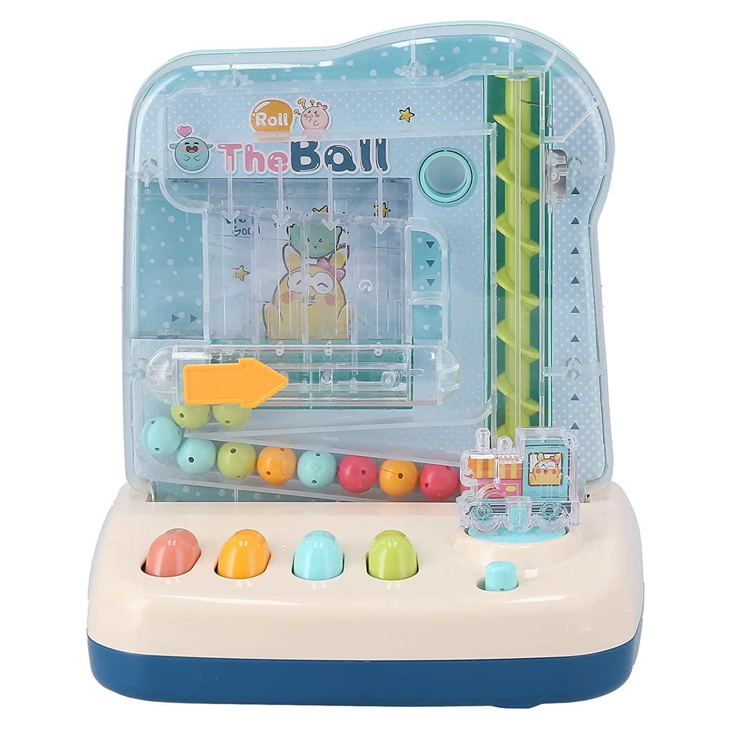 Rolling Ball Milwaukee Mall Game Machine Parent‑Child Strong Ranking TOP17 Interaction