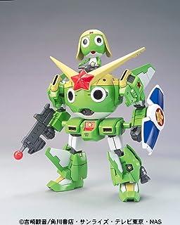 Bandai Spirits Hobby Keroro Plamo Collection Keroro Robo Mk II Keroro، Multi