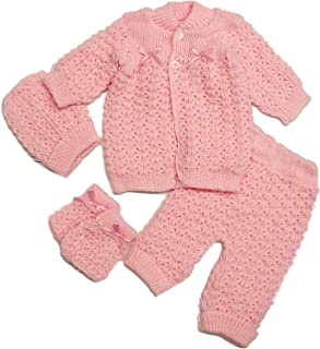 crochet sweater for baby girl