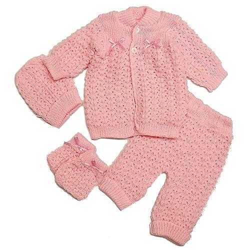 7b9ea36aa Baby Crochet Outfits: Amazon.com