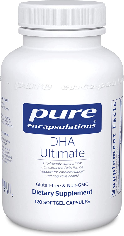 Pure Encapsulations [Alternative dealer] - DHA Ultimate Sales for sale Supercritical Eco-Friendly
