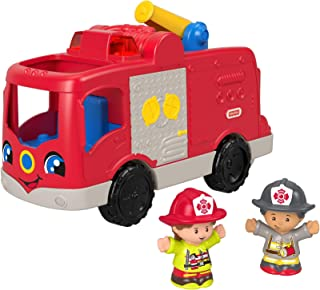 old fisher price fire truck
